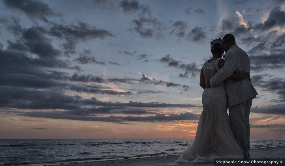 Sabian and Tori's Wedding in Siesta Key, Florida