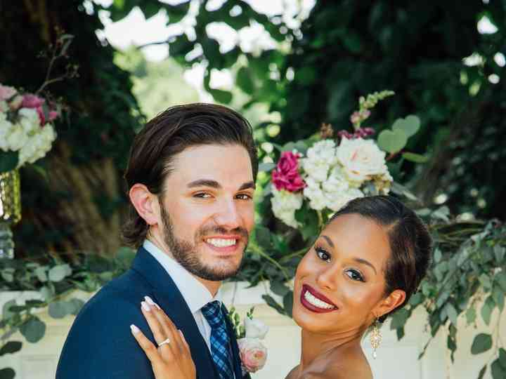 The wedding of Dennis and Jamila