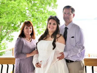 Taylor and Kayla's Wedding in Pigeon Forge, Tennessee 3