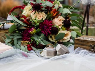 The wedding of Dolores and Zack 3