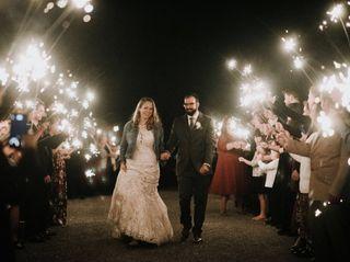 The wedding of Kristina  and Julian