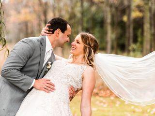 The wedding of Bailey and Brandon