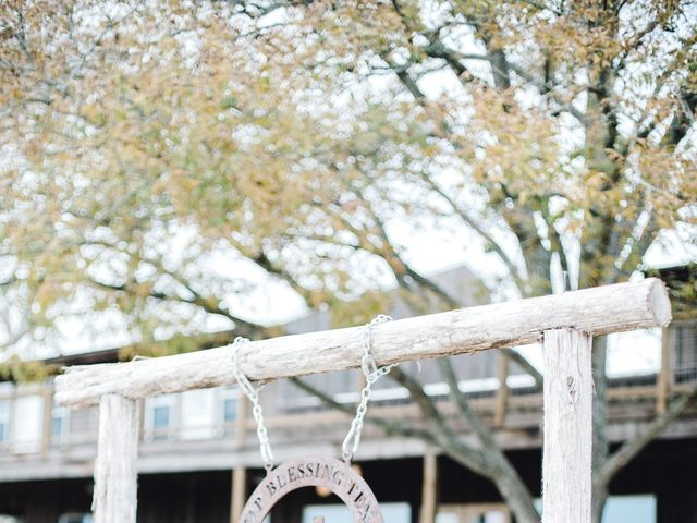 Logan and Hannah's Wedding in Brenham, Texas 5