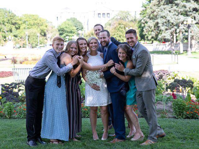 Rae and Drew's Wedding in Denver, Colorado 4