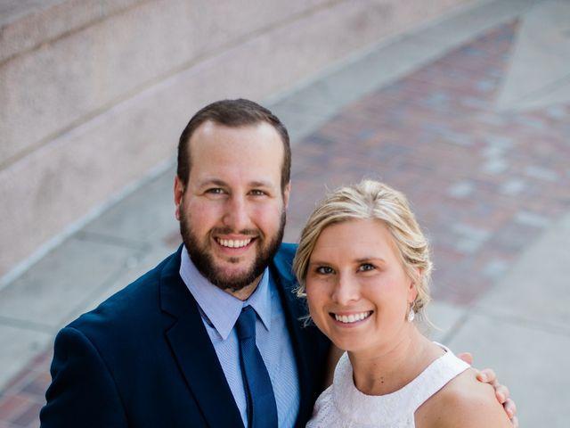 Rae and Drew's Wedding in Denver, Colorado 7