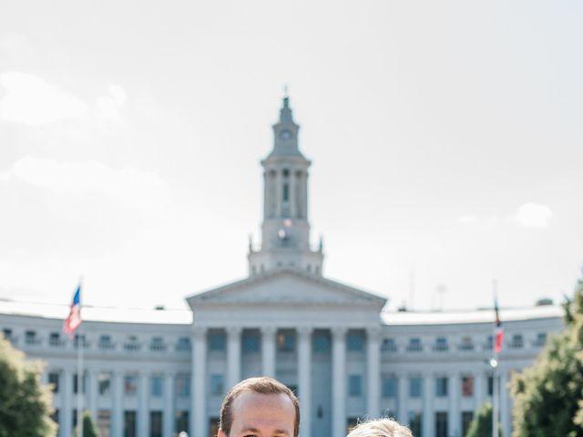 Rae and Drew's Wedding in Denver, Colorado 8