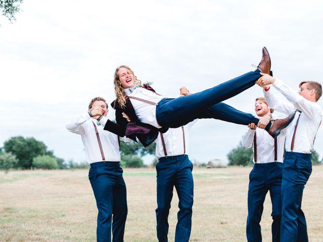 Logan and Hannah's Wedding in Brenham, Texas 2