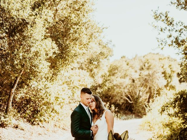 Ethan and Ady's Wedding in San Luis Obispo, California 38