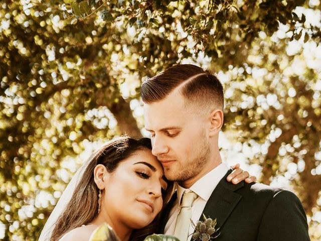 Ethan and Ady's Wedding in San Luis Obispo, California 41