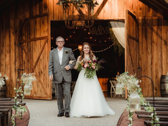 Kyle and Lacey's Wedding in Bowling Green, Kentucky 13