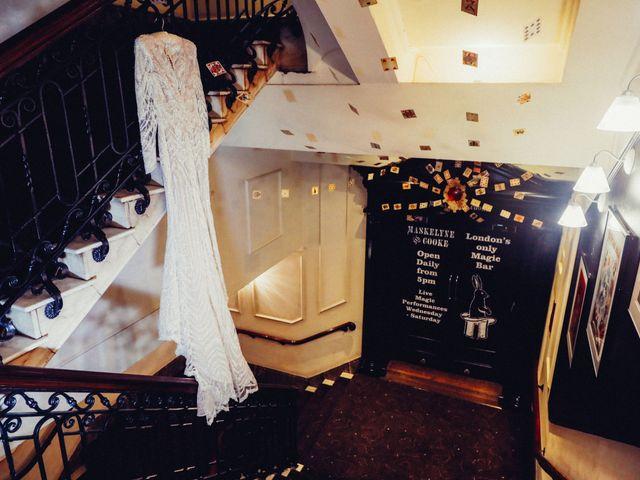 Adil and Teresa's Wedding in London, United Kingdom 12