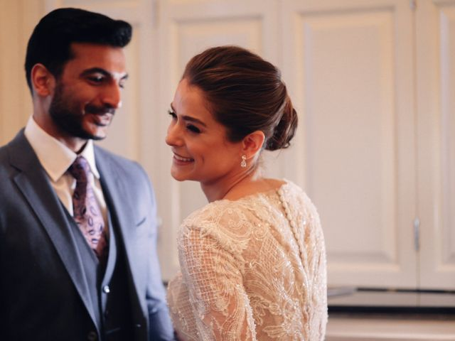 Adil and Teresa's Wedding in London, United Kingdom 23
