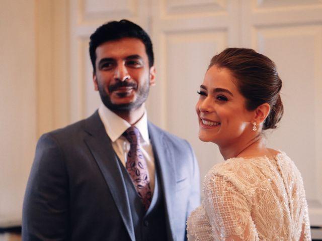 Adil and Teresa's Wedding in London, United Kingdom 25
