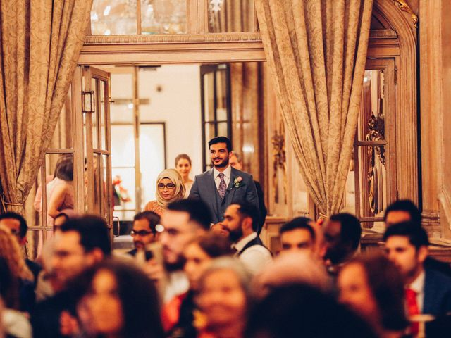 Adil and Teresa's Wedding in London, United Kingdom 26