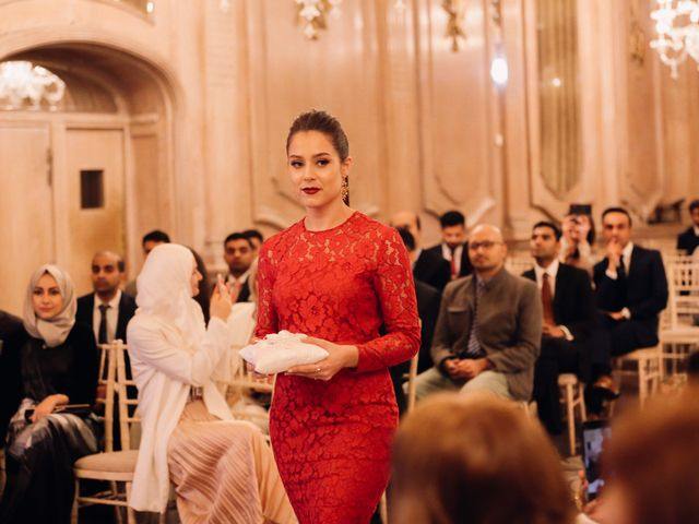 Adil and Teresa's Wedding in London, United Kingdom 27
