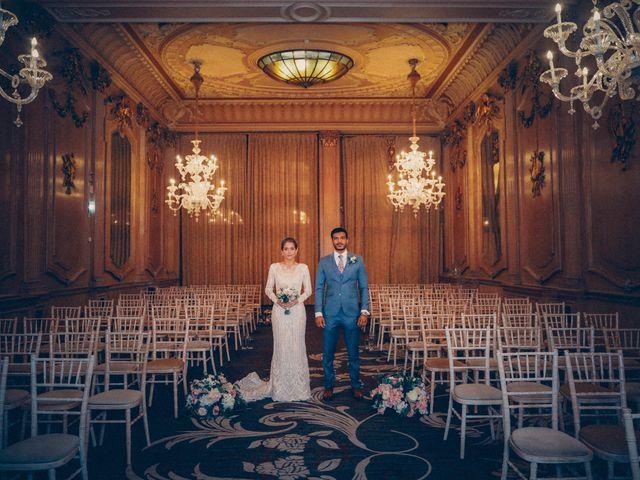 Adil and Teresa's Wedding in London, United Kingdom 45