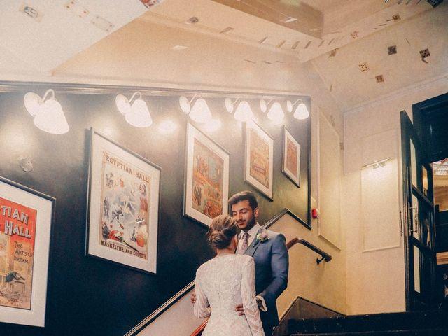 Adil and Teresa's Wedding in London, United Kingdom 48