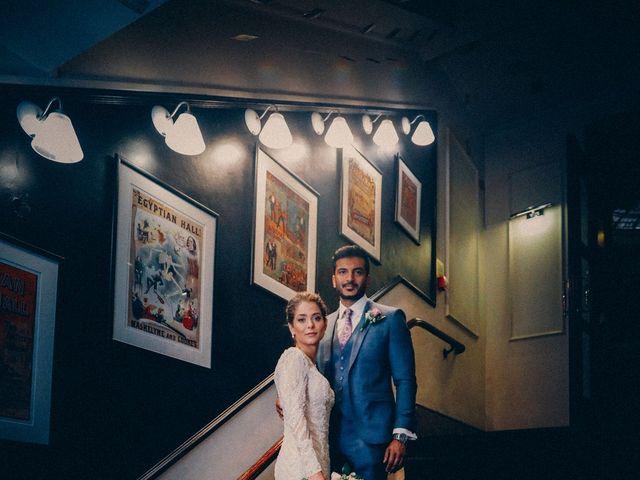 Adil and Teresa's Wedding in London, United Kingdom 51