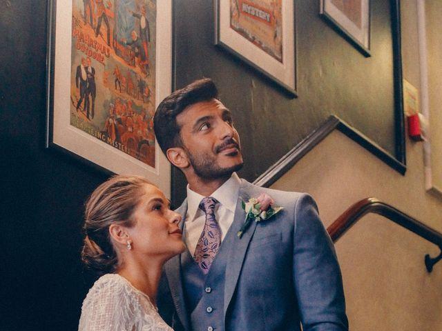 Adil and Teresa's Wedding in London, United Kingdom 52