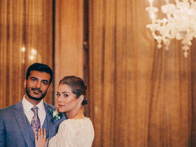 Adil and Teresa's Wedding in London, United Kingdom 53