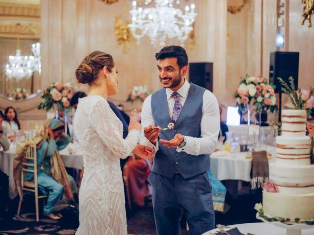 Adil and Teresa's Wedding in London, United Kingdom 88