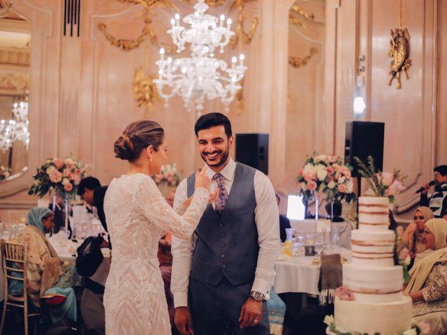 Adil and Teresa's Wedding in London, United Kingdom 93