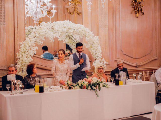 Adil and Teresa's Wedding in London, United Kingdom 98