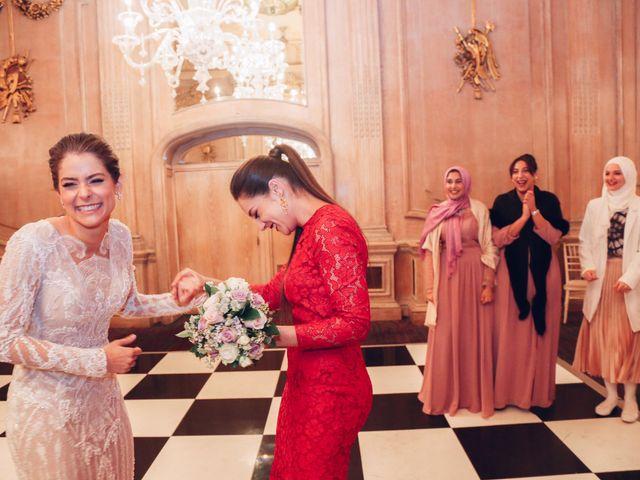 Adil and Teresa's Wedding in London, United Kingdom 112