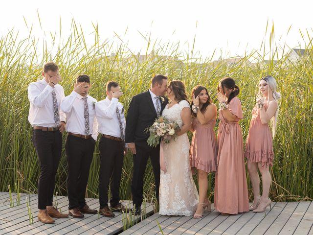 Marvin and Kimberly's Wedding in South Jordan, Utah 42