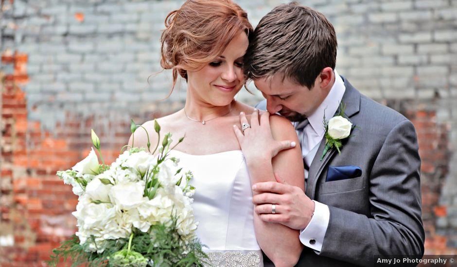 Daniel and Katie's Wedding in Marietta, Georgia