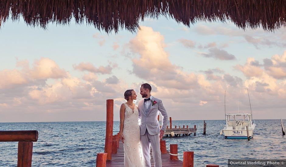 James and Christina's Wedding in Playa del Carmen, Mexico