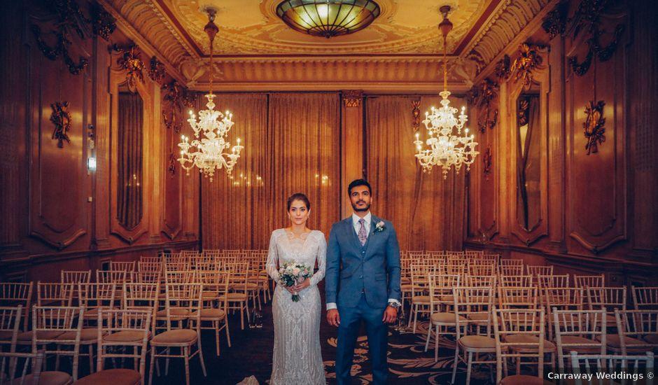 Adil and Teresa's Wedding in London, United Kingdom