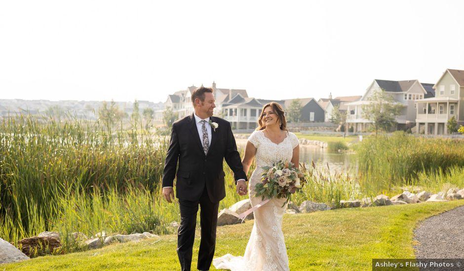 Marvin and Kimberly's Wedding in South Jordan, Utah