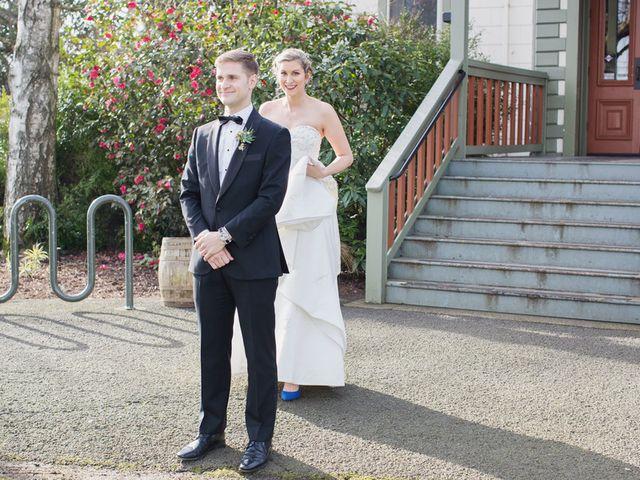 Angie and Joe's Wedding in Hillsboro, Oregon 6