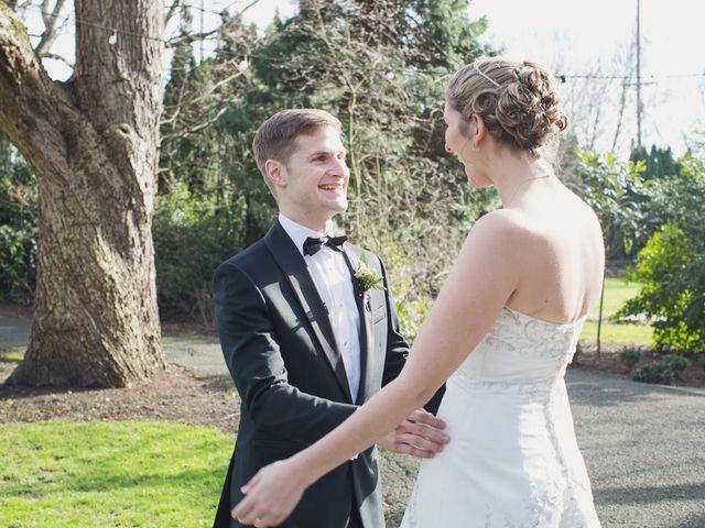 Angie and Joe's Wedding in Hillsboro, Oregon 7