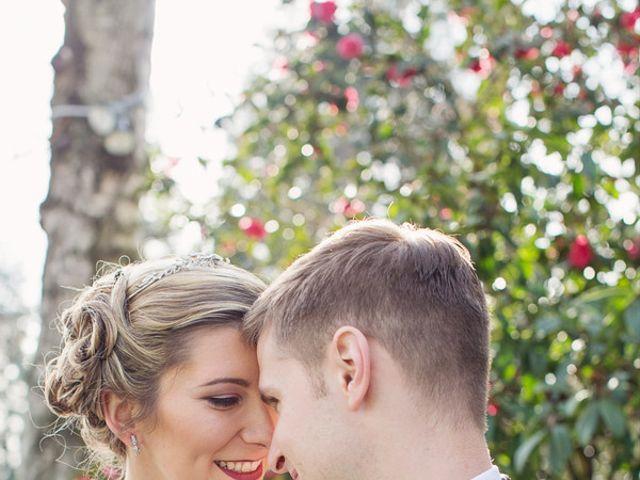 Angie and Joe's Wedding in Hillsboro, Oregon 8