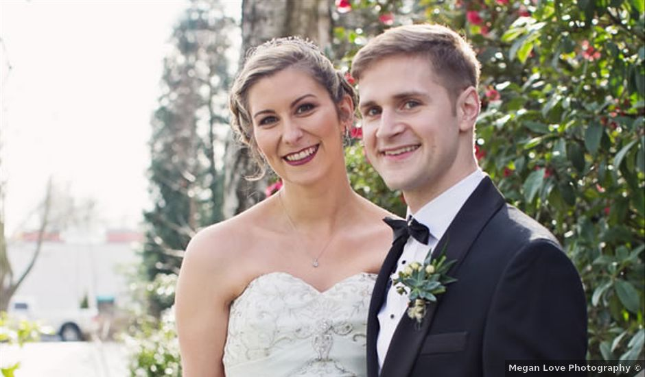 Angie and Joe's Wedding in Hillsboro, Oregon