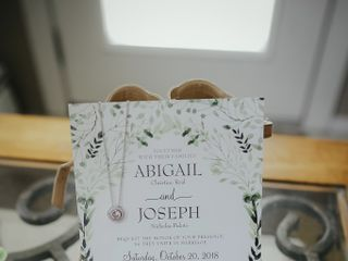 The wedding of Abigail and Joseph 2