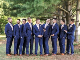 Connor and Kayleigh's Wedding in Springfield, Illinois 3
