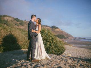 The wedding of Ameera and Matt