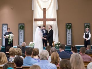 The wedding of Rachael and Samuel 1