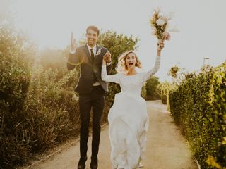 The wedding of Thomas and Theresa 1