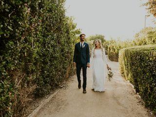 The wedding of Thomas and Theresa 2