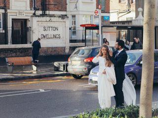 The wedding of Teresa and Adil 2