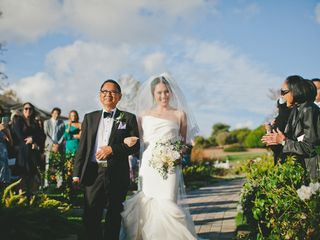 Catherine and George's Wedding in San Clemente, California 4