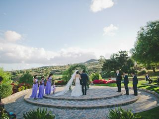 Catherine and George's Wedding in San Clemente, California 5