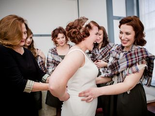 The wedding of Matias and Evelyn 2