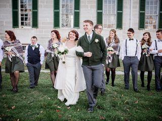 Evelyn and Matias's Wedding in Harrodsburg, Kentucky 12