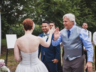 The wedding of Ali and Megan 3