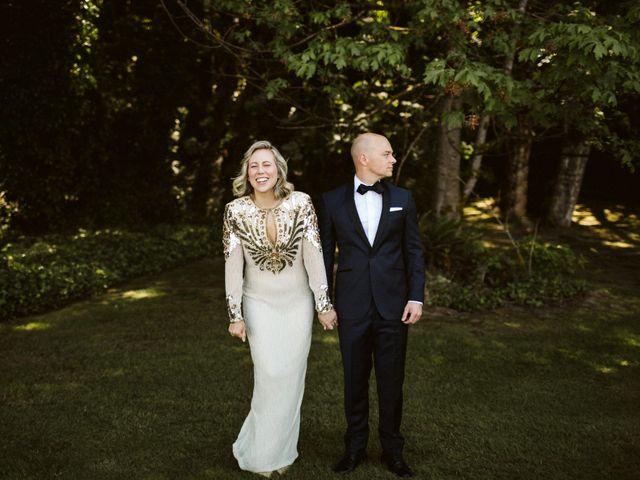 The wedding of Kendra and Greg